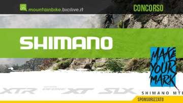 Il nuovo concorso Shimano Make your Mark 2020