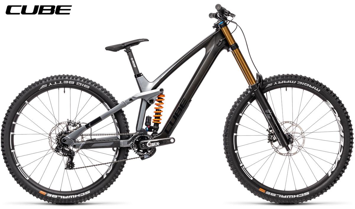 Bicicletta da downhill Cube TWO15 HPC SLT 2021