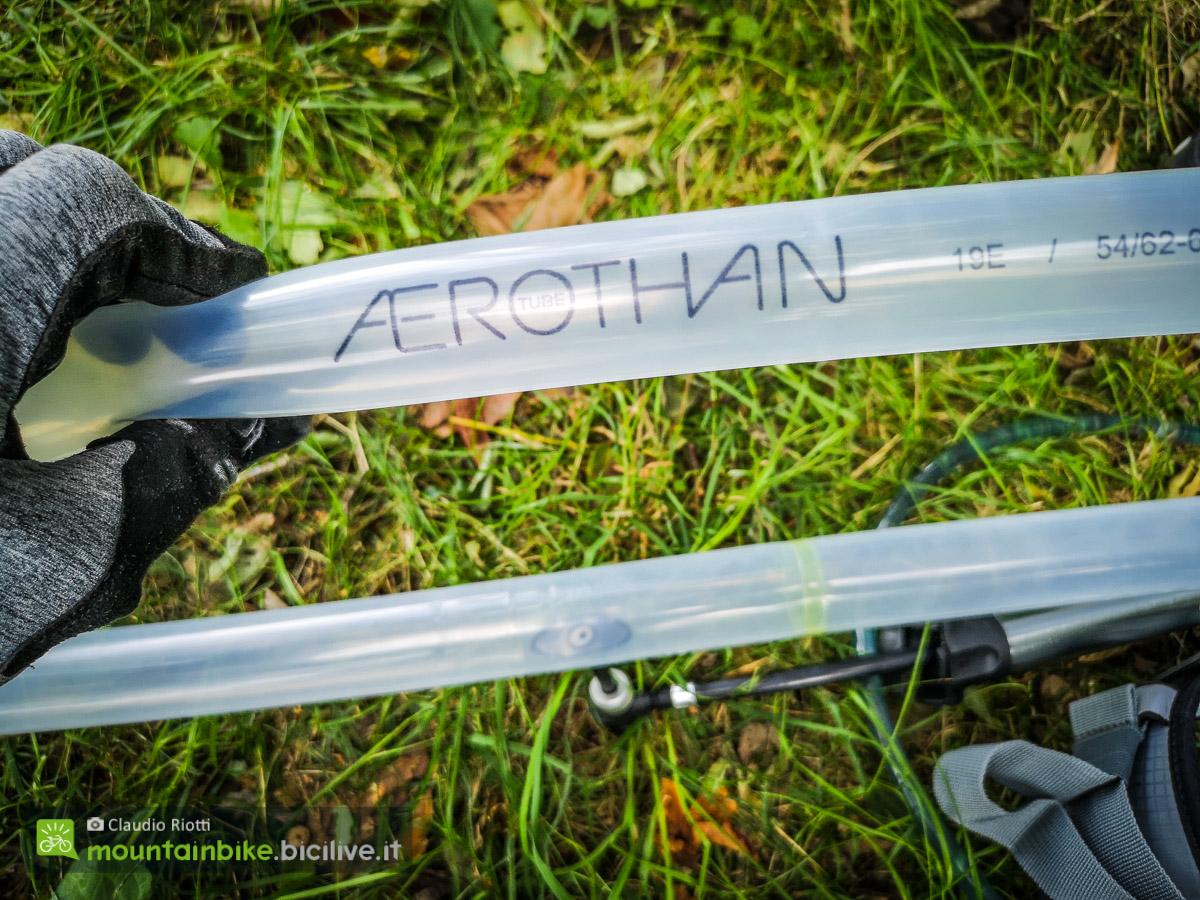 Foto della camera d'aria Aerothan di Schwalbe