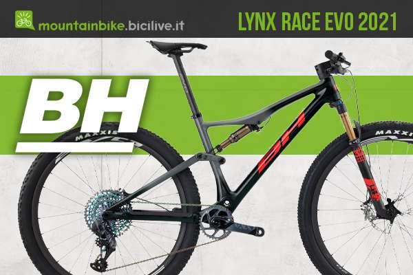 Le nuove mountain bike BH Lynx Race Evo 2021