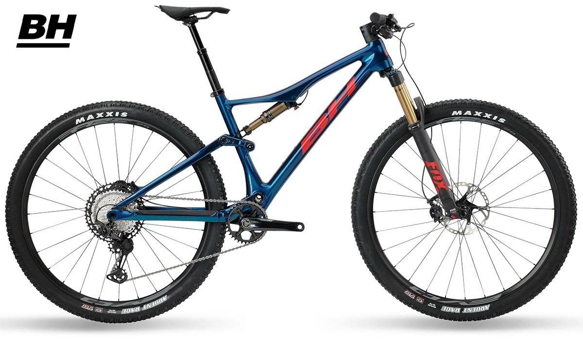 La nuova mountain bike biammortizzata BH Lynx Race Evo Carbon 9.0 LT 2021