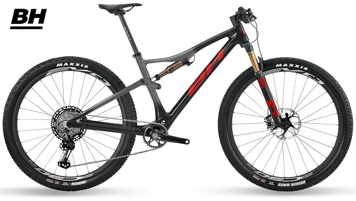 La nuova mountain bike biammortizzata BH Lynx Race Evo Carbon 9.5 2021