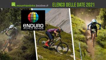 L'elenco delle date Enduro World Series 2021