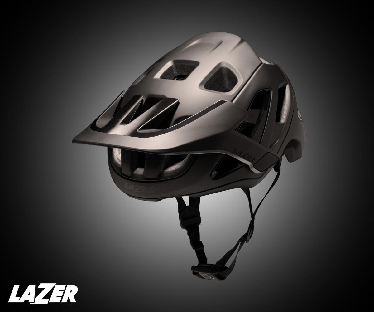 Un casco MTB Lazer Jackal