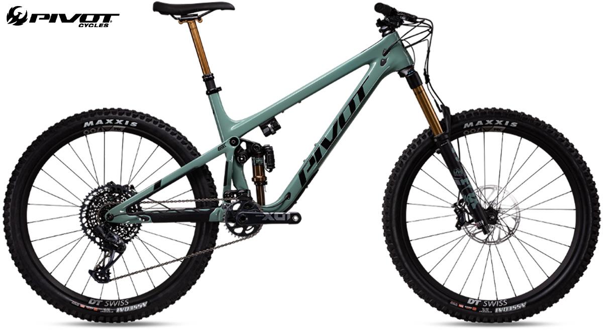 """La nuova mountainbike Pivot Mach 6 Pro X01 Live 27,5"""" 2021"""