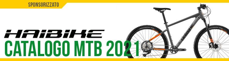 Catalogo mountain bike 2021 Haibike