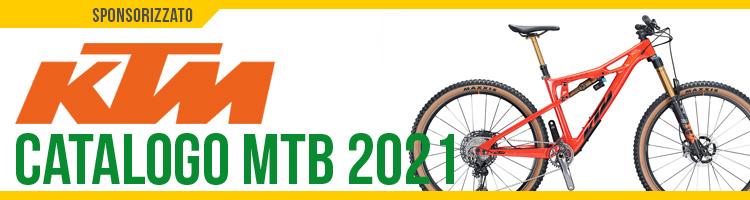 Catalogo mountain bike 2021 KTM