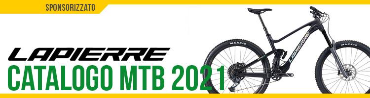 Catalogo mountain bike 2021 Lapierre