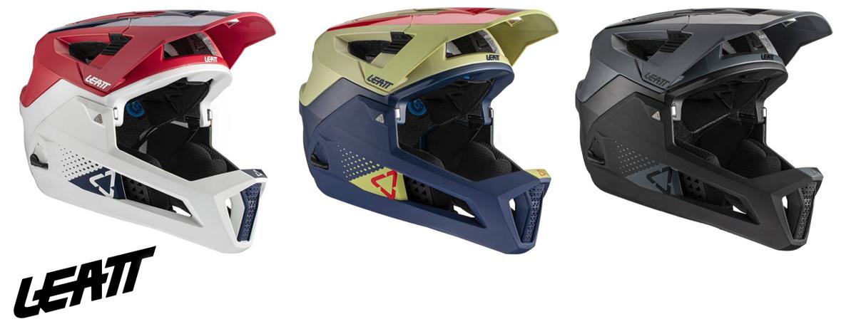 Le varianti colore del nuovo casco per bici mtb Letta 4.0 Enduro 2021