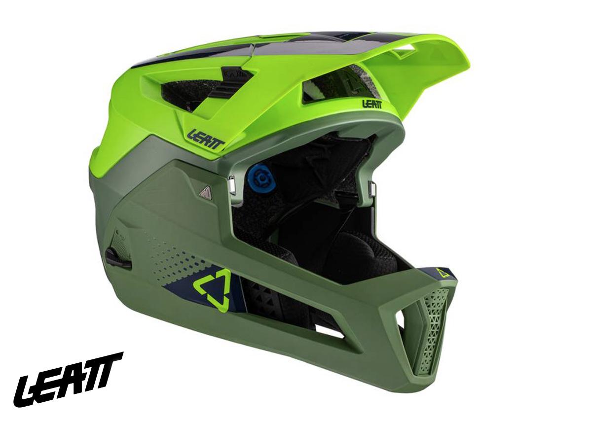 Il nuovo casco per mtb Letta 4.0 Enduro 2021