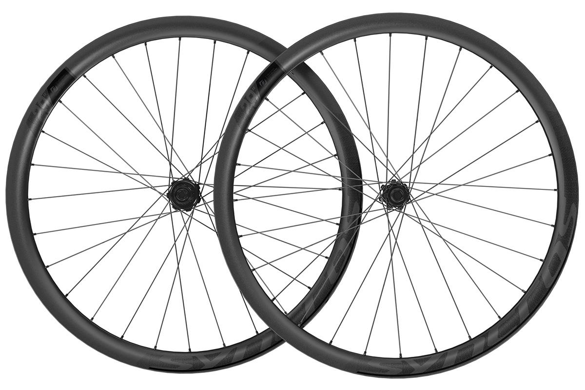 Le ruote Syncros Silverton 1.0 SL montate su alcuni modelli mountainbike Scott 2021