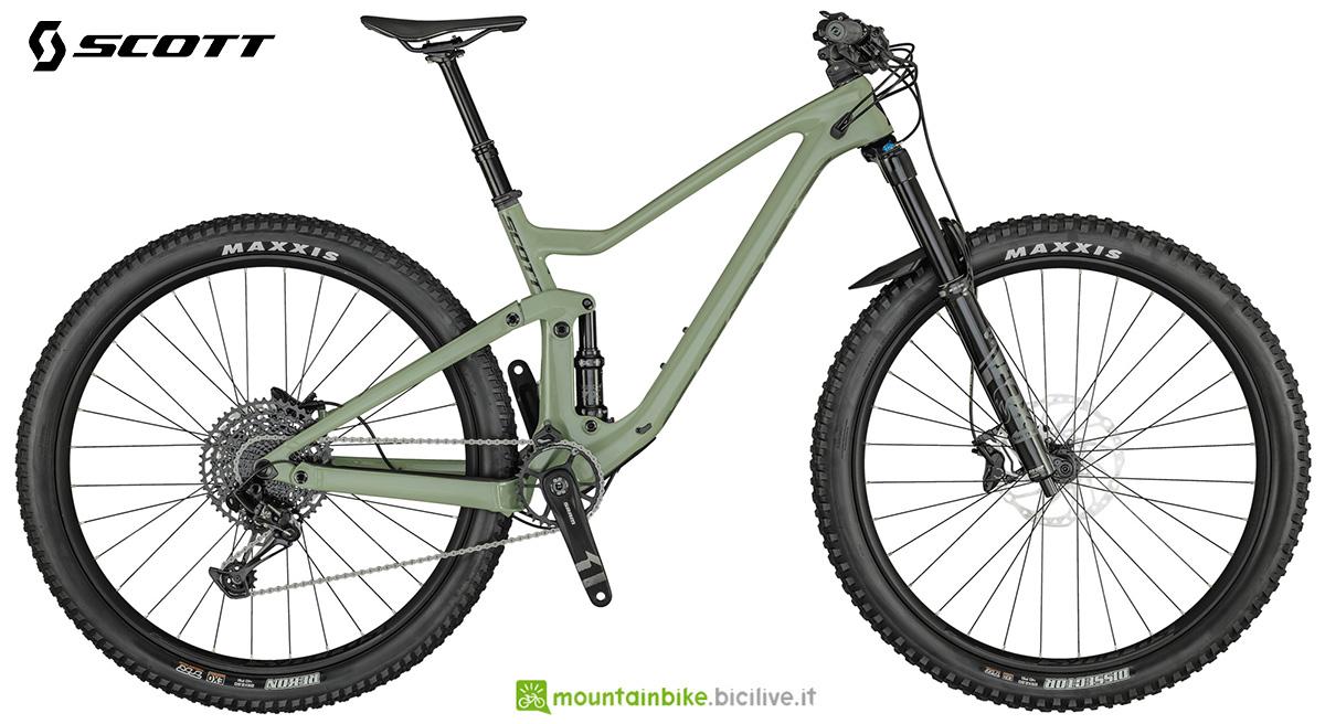La nuova mountainbike full Scott Genius 940 2021