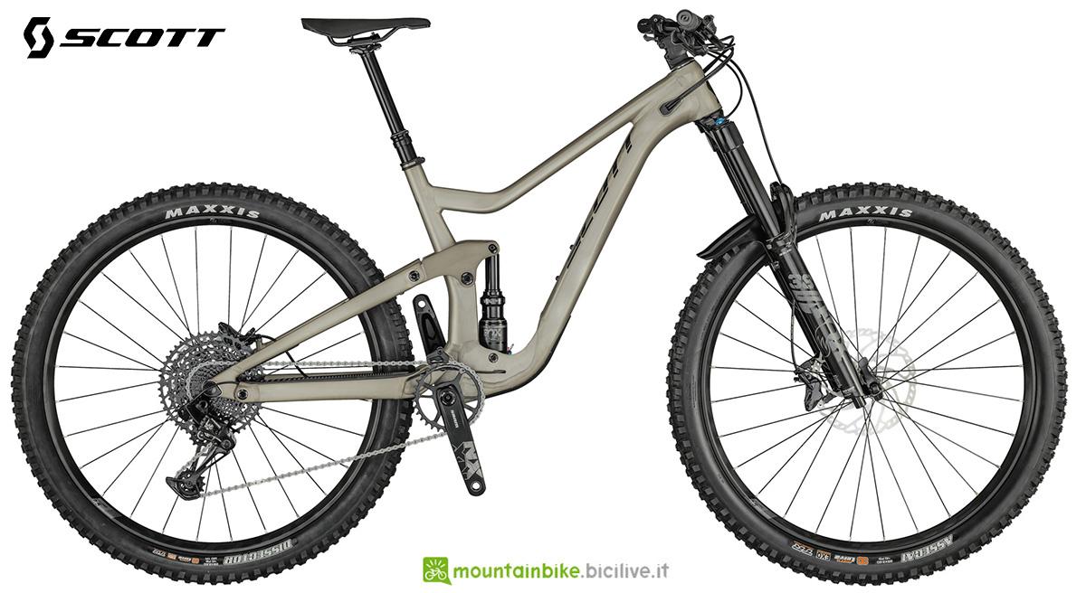 La nuova mountainbike full Scott Ransom 920 2021