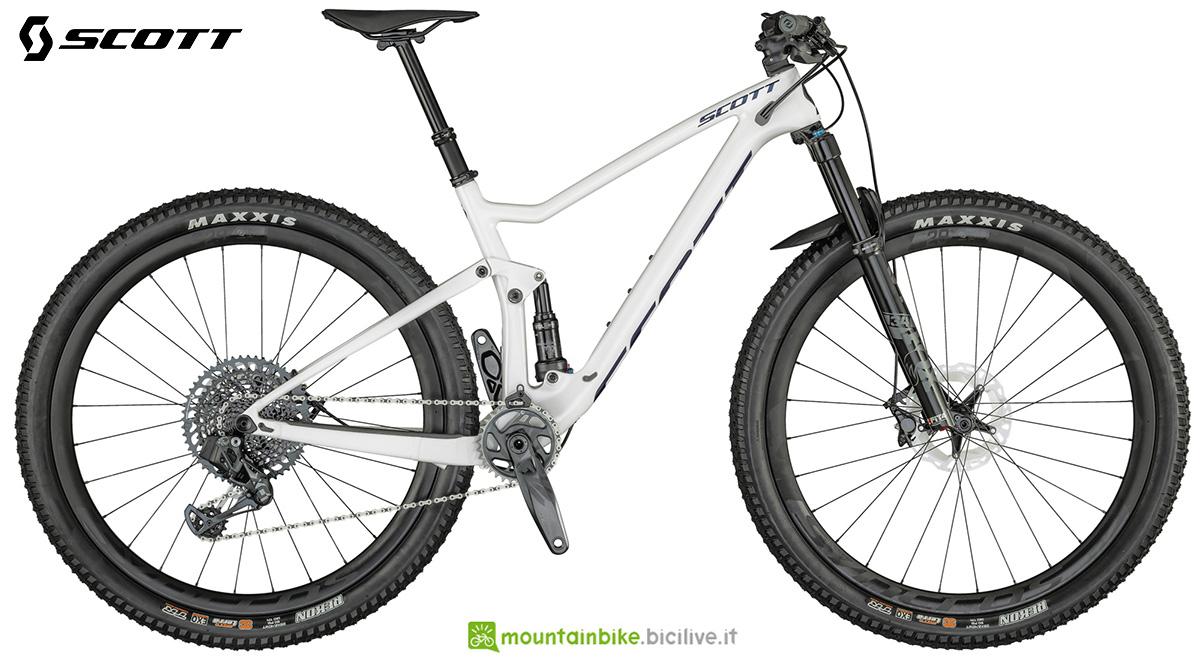La nuova mountainbike full Scott Spark 900 AXS 2021