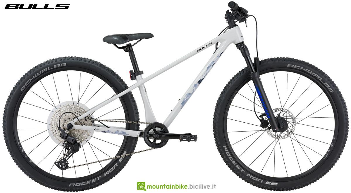 La nuova mountainbike per bambini Bulls Tokee Ultra Lite 2021