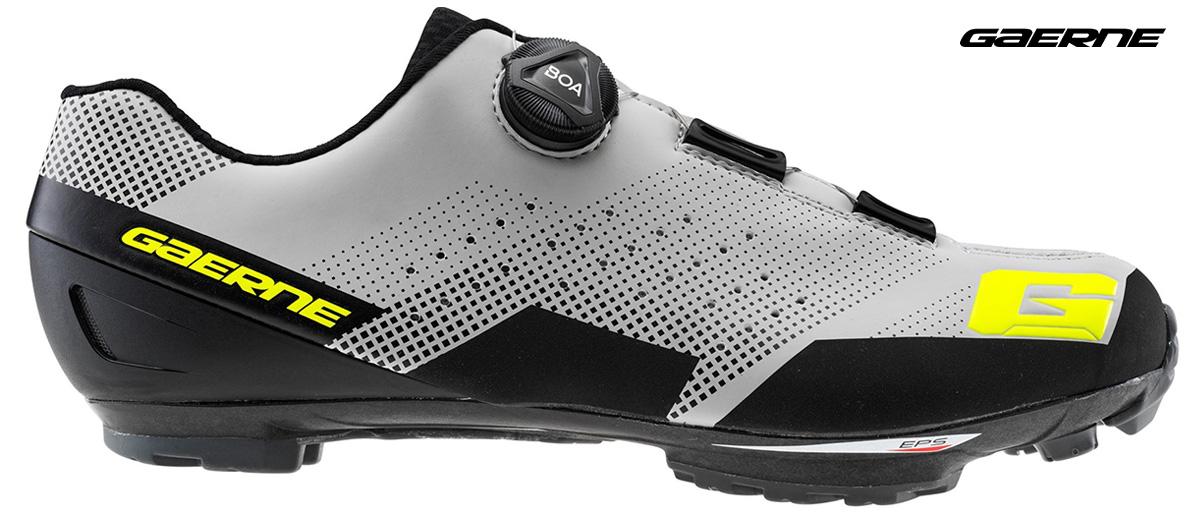 La nuova scarpa per mountainbike Gaerne G.Hurricane 2021 vista lateralmente
