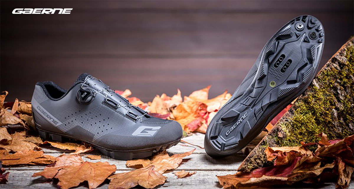 Le nuove scarpe per mountainbike Gaerne G.Hurricane 2021