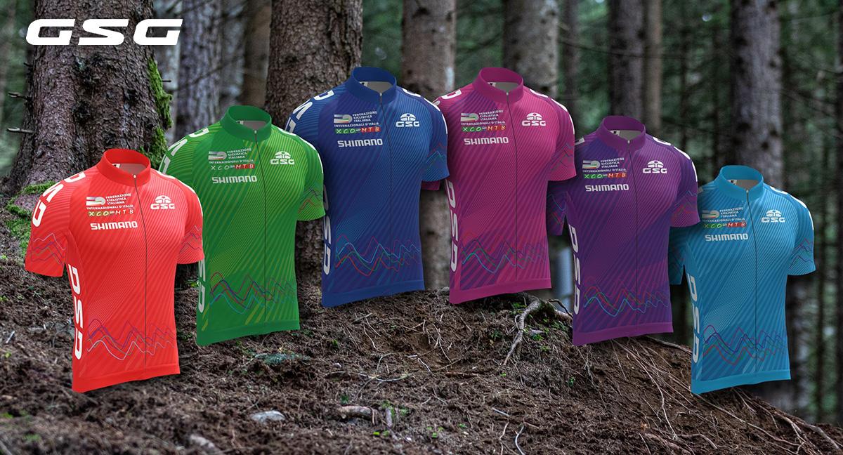 Le nuova maglia GSG realizzate per l'Internazionale D'Italia Series 2021