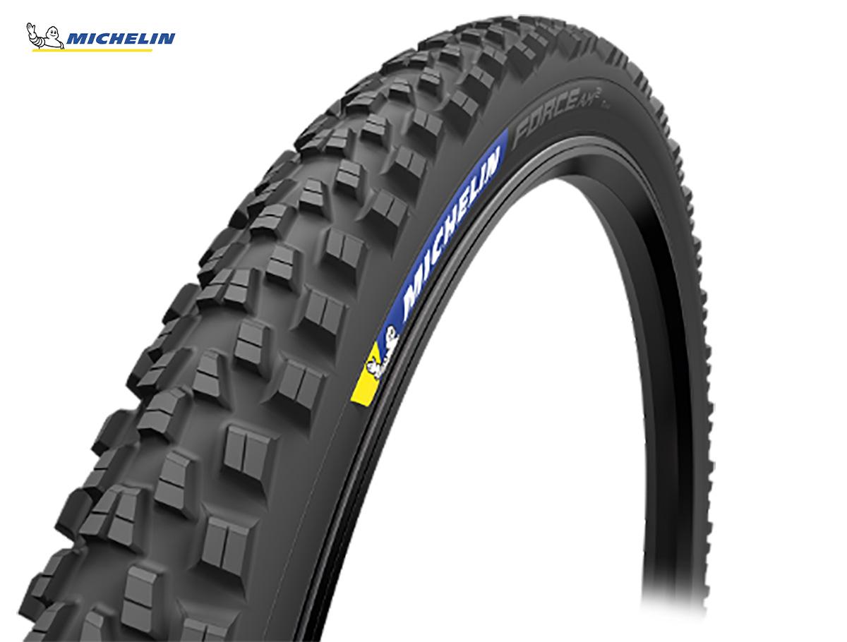 Il nuovo pneumatico per bici mtb Michelin Force Am2 Competition Line