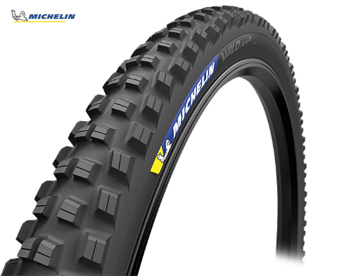 Il nuovo pneumatico per bici mtb Michelin Wild Am2 Competition Line