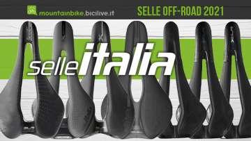 Le nuove selle per bici off-road Selle Italia 2021