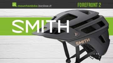 Il nuovo casco per mountainbike Smith Forefront 2