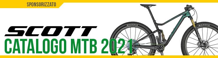 Catalogo mountain bike 2021 Scott