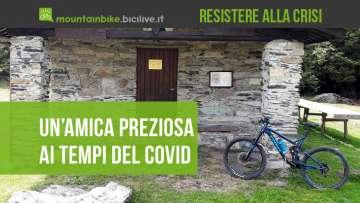 La mountain bike: una preziosa amica ai tempi del Covid