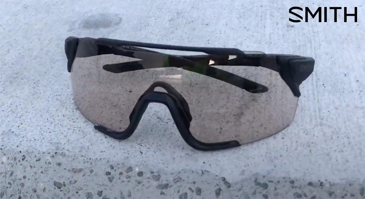 Un paio dei nuovi occhiali per mtb Smith Attack Mag Mtb 2021
