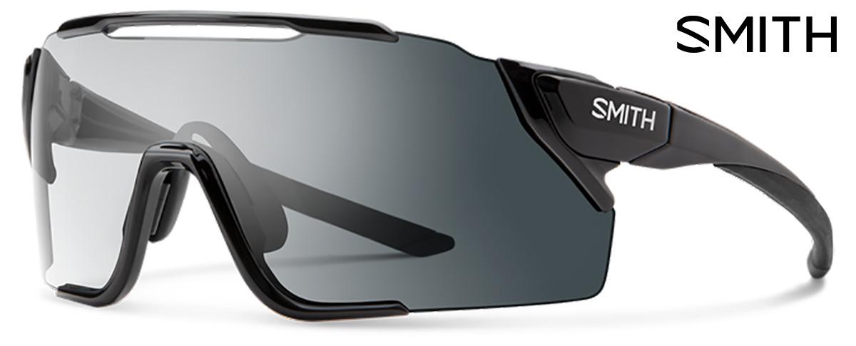 I nuovi occhiali per mtb Smith Attack Mag Mtb 2021 Clear to Gray
