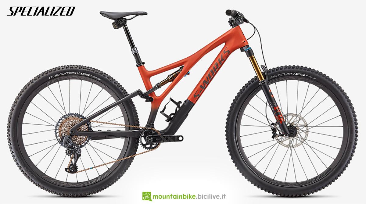 La nuova mountainbike Specialized Stumpjumper 2021