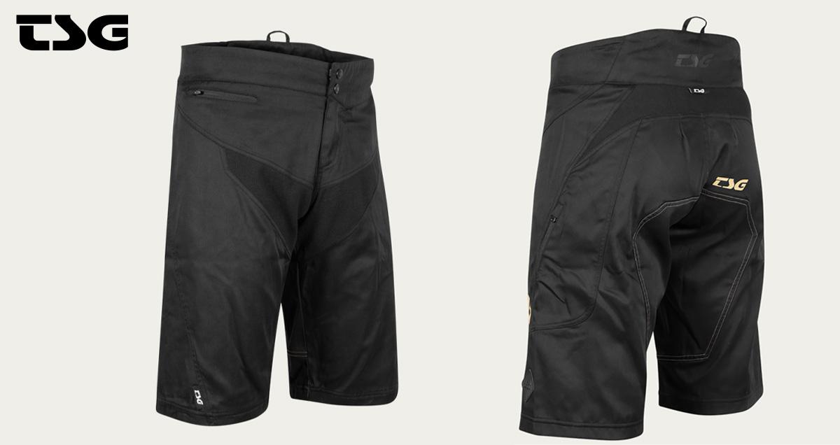 I pantaloncini tecnici per mtb TSG MF1 della collezione primavera/estate 2021
