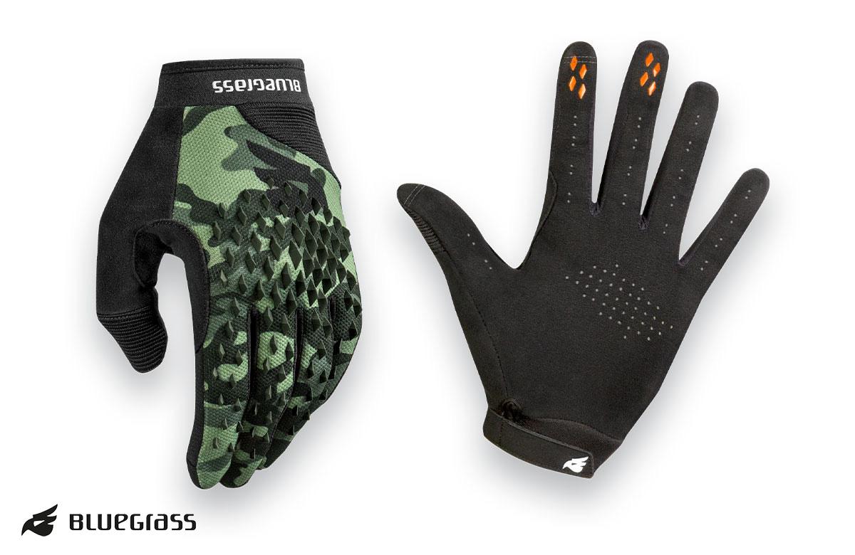 I nuovi guanti per mountainbike Bluegrass Prizma 3d 2021