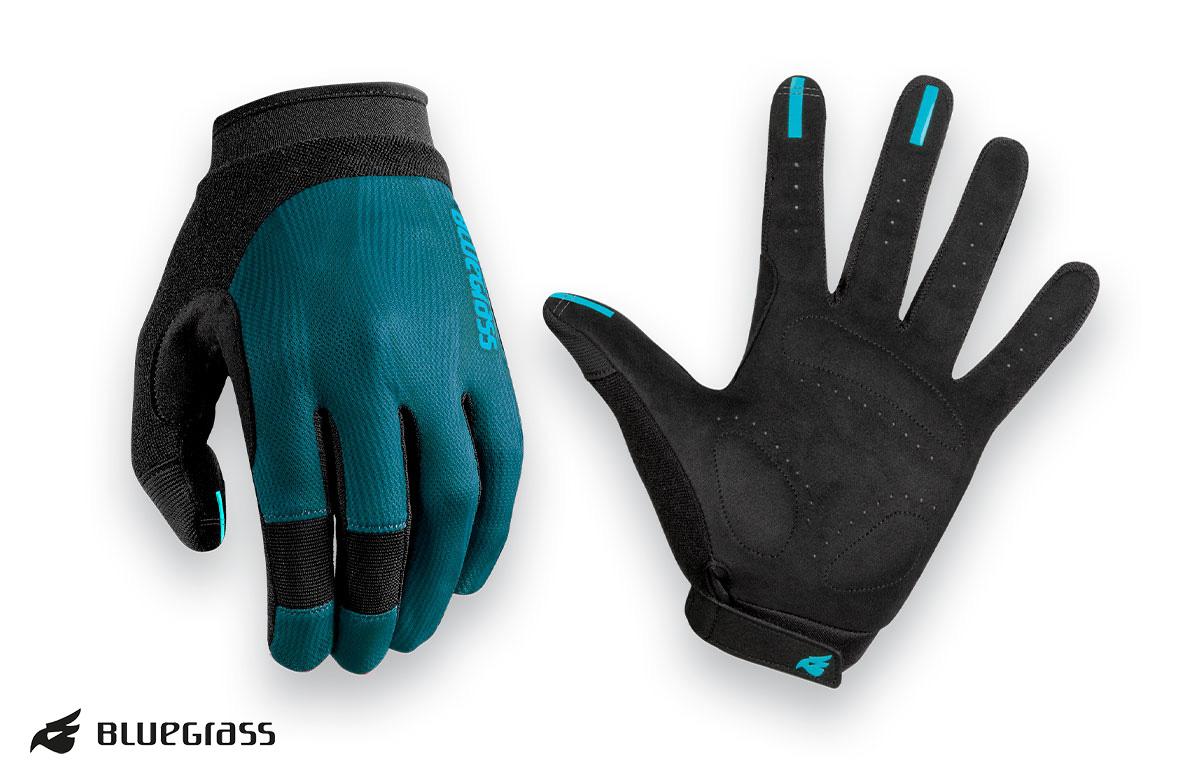 I nuovi guanti per mountainbike Bluegrass React 2021