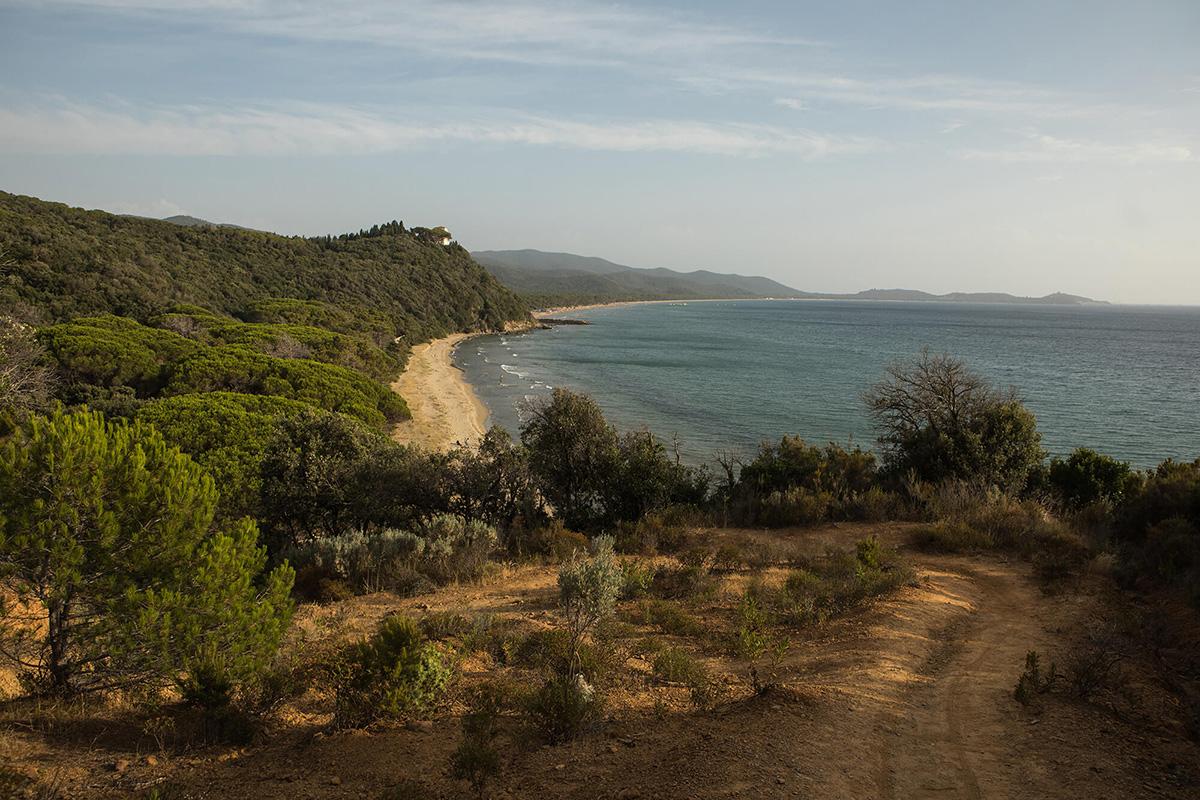 Unos corcho del golfo di Punta Ala nel quale si terrà l'edizione 2021 del Fiorino Mud