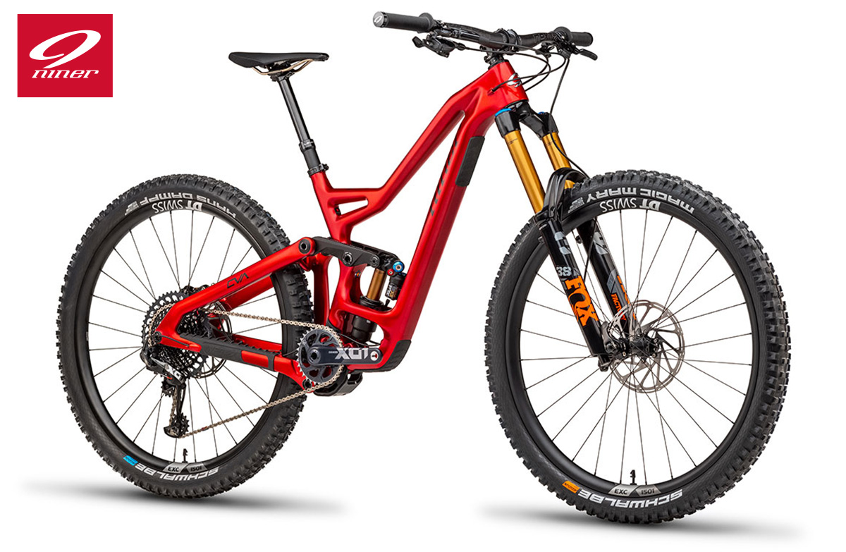 La nuova mountainbike biammortizzata Niner WFO 9 RDO 2021