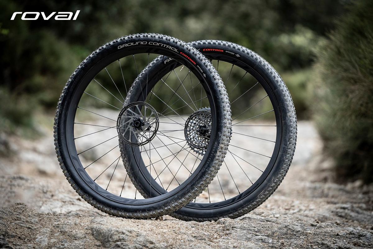 La nuove ruote per mountainbike Roval Control Carbon 68 XD 2021