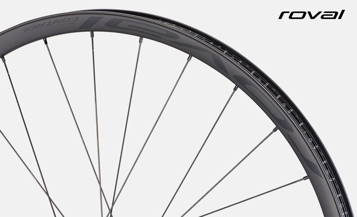 Dettaglio delle nuove ruote mtb Roval Control Carbon 68 XD 2021