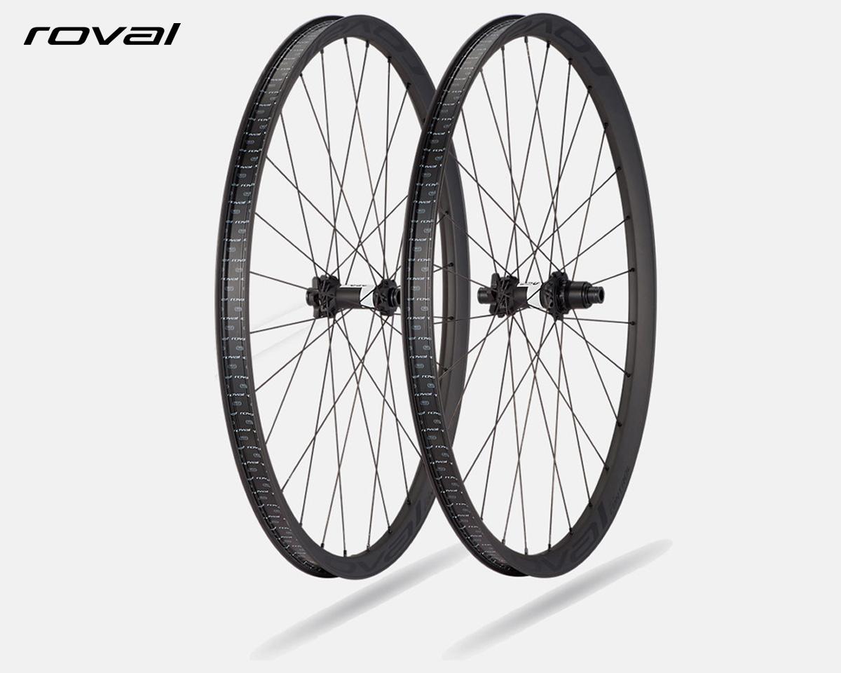 Le nuove ruote per mtb Roval Control Carbon 68 XD 2021 viste di trequarti