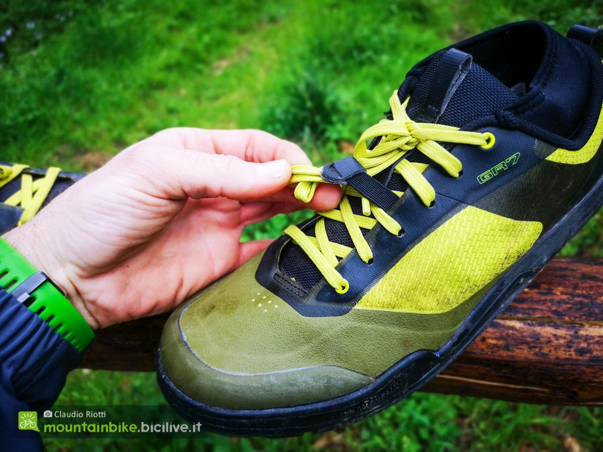 Foto della scarpa MTB Shimano GR7