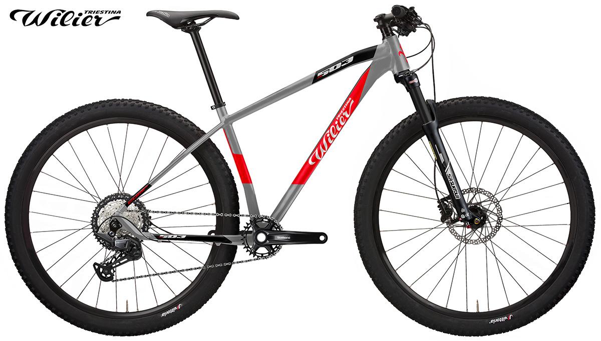 La nuova mountainbike hardtail Wilier Triestina 503X Comp 2021