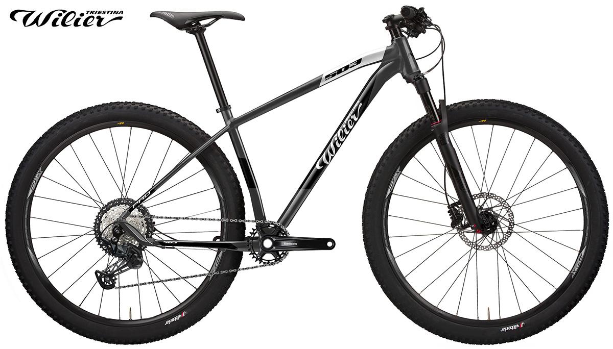 La nuova mountainbike hardtail Wilier Triestina 503X Pro 2021