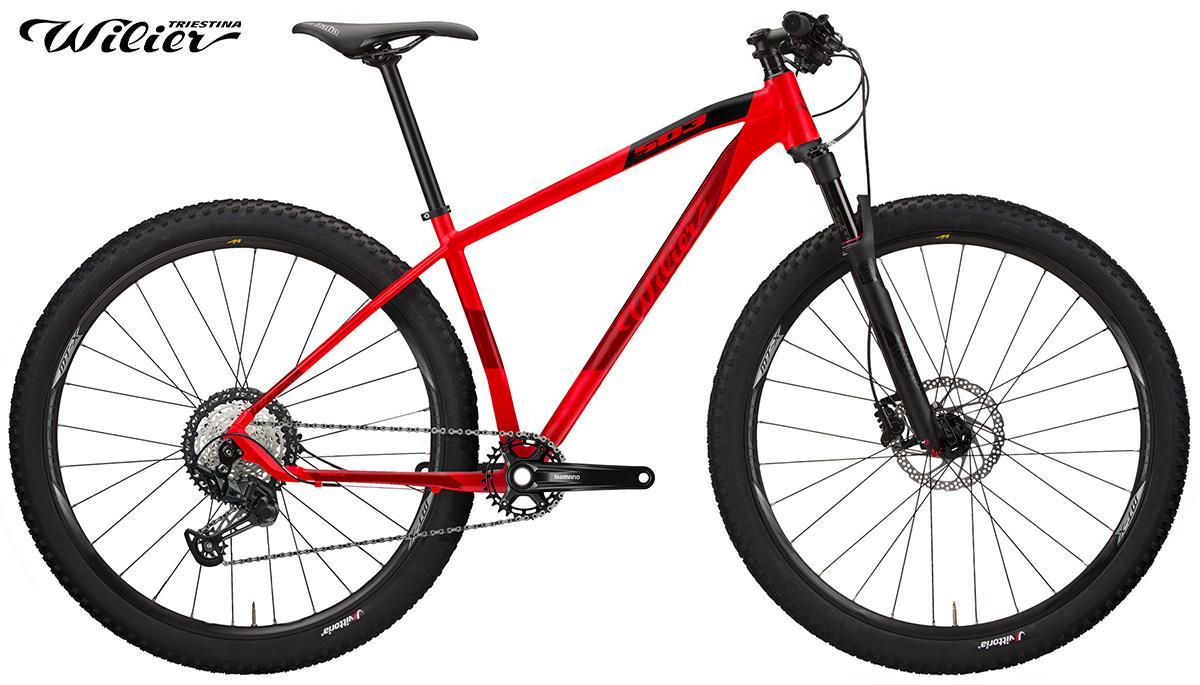 La nuova mountainbike hardtail Wilier Triestina 503X Race 2021