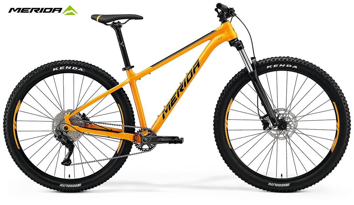La nuova mountainbike front Merida Big Trail 200 2021