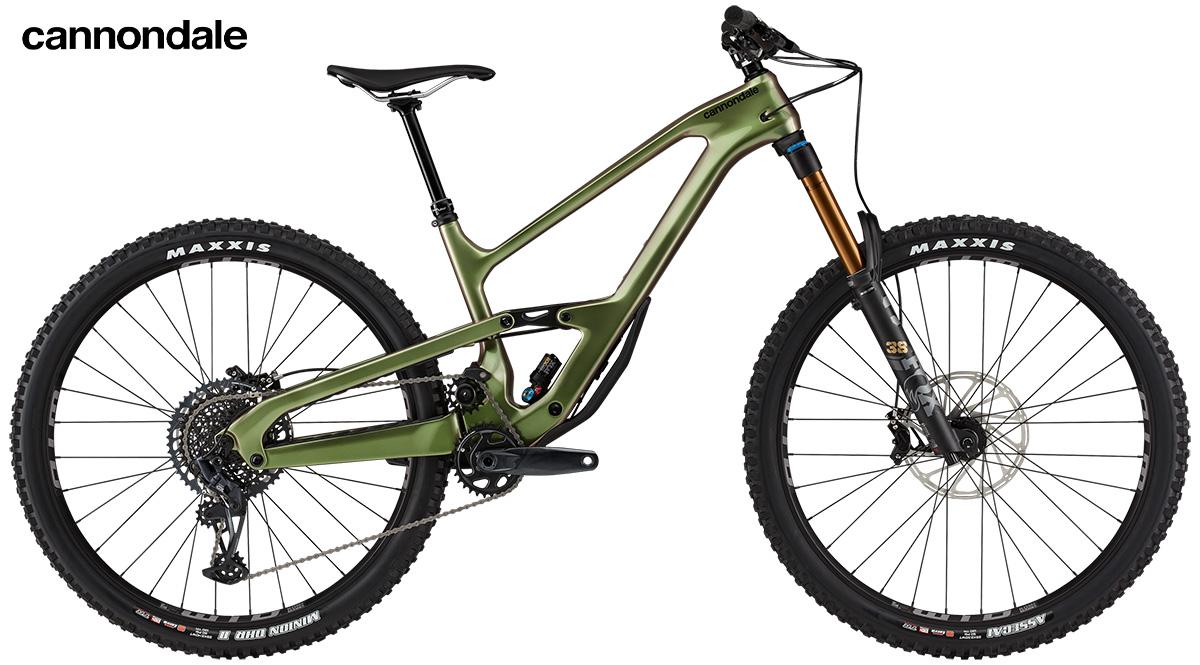 La nuova mountainbike full Cannondale Jekyll 1 2022