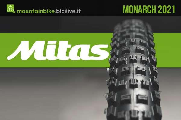 Il nuovo copertone per mountainbike enduro Mitas Monarch 2021