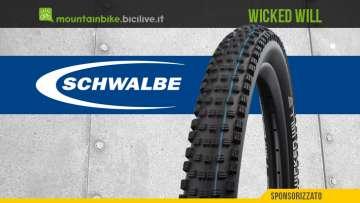 Schwalbe Wicked Will: lo pneumatico da downcountry