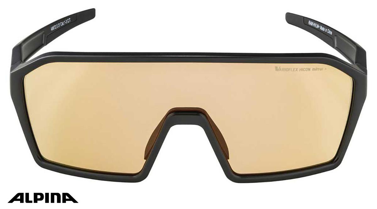 I nuovi occhiali per mtb enduro Alpina RAM Q Lite V 2021