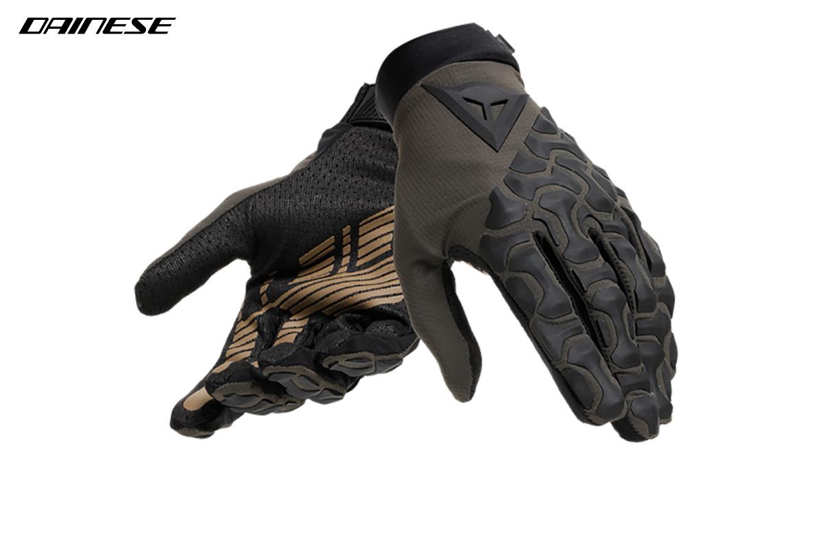 I nuovi guanti da mountainbike Dainese HGR EXT 2022