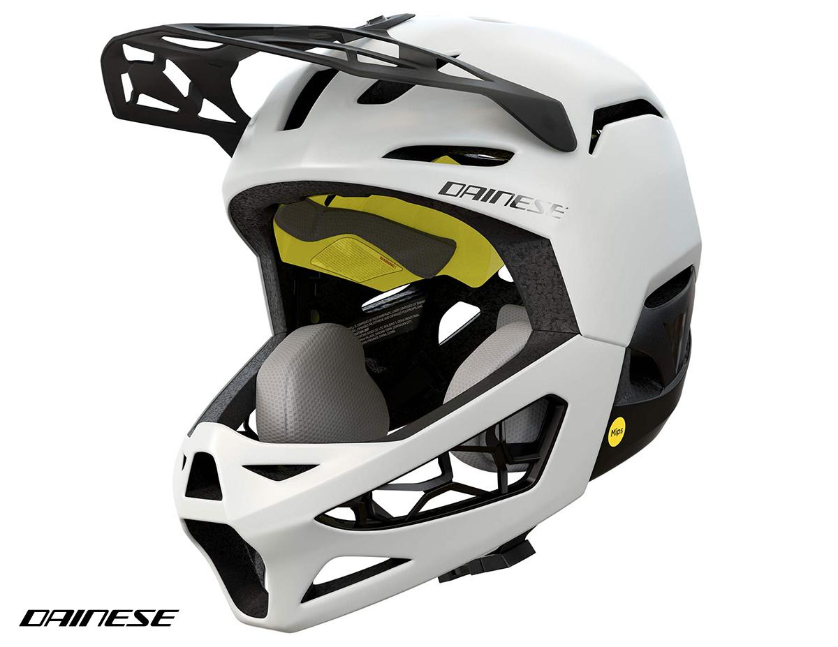 Il nuovo casco per mtb Dainese Linea 01 2022